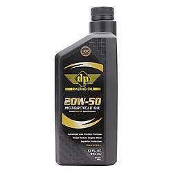 Dầu Bôi Trơn Động Cơ DP Car Care 20W-50 API SM 946ml