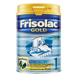 Sữa Bột Frisolac Gold 1 400g