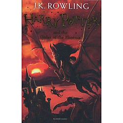 Harry Potter And The Order Of The Phoenix - Part 5 (Paperback)