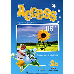 Access US 2B Student'S Book & Workbook