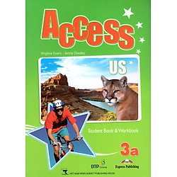 Access US 3A Student'S Book & Workbook
