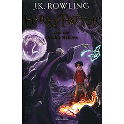 Harry Potter And The Deathly Hallows - Part 7 (Paperback)
