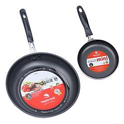 Bộ 2 Chảo Chống Dính Happy Cook ACE-28 - 28cm Và 16cm