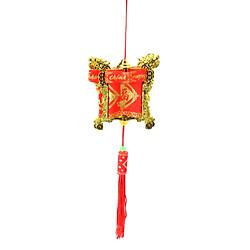 Dây Trang Trí Tết - Lồng Đèn Xếp Size Trung