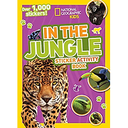 National Geographic Kids: In The Jungle