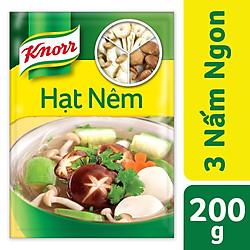 Hạt Nêm Knorr 3 Nấm Ngon (200g) - 21125683