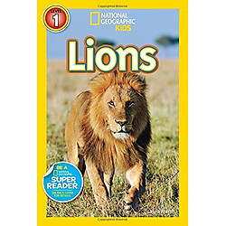 National Geographic Reader Lions