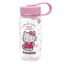Bình Nước Bằng Nhựa Lock&Lock Hello Kitty Bag LKT612B (400ml)