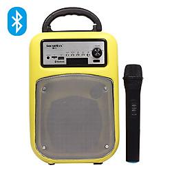 Loa Bluetooth SoundMax M-1/4.0 40W Kèm Micro - Hàng Chính Hãng