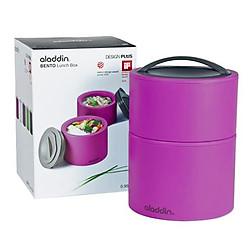 Hộp Cơm Aladdin 1001135011 - Tím (950ml)