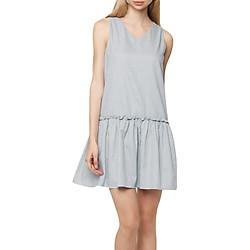 Đầm Mini Dress MINTBasic MBD21428LB - Xanh Da Trời Nhạt