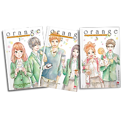 Boxset Orange – Lá Thư Từ Tương Lai (Tặng kèm ấn phẩm Manga Focus 3)