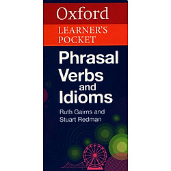 Oxford Learner's Pocket Grammar: Phrasal Verbs And Idioms