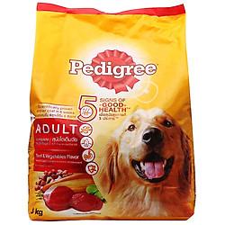 Thức Ăn Cho Chó Vị Thịt Bò Và Các Loại Rau Củ Pedigree Dạng Túi 1.5kg