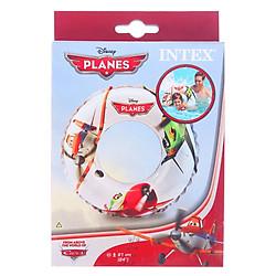 Phao Tròn In Hình Disney Planes (61cm)