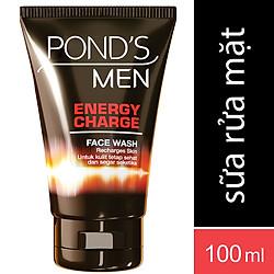 Sữa Rửa Mặt Dành Cho Nam Pond's Men Energy Charge (100g) - 21129824