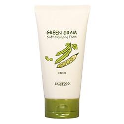 Sữa Rửa Mặt Skinfood Green Gram Soft Cleansing Foam 150ml - 2242
