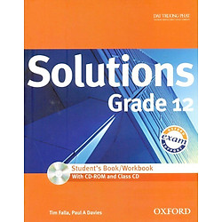 Solutions Grade 12 - Student's Book/Workbook (With CD - Rom And Class CD)