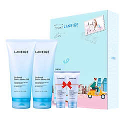 Bộ 2 Sữa Tắm Dưỡng Thể Laneige Perfumed Bath And Shower Gel (200ml/Chai)