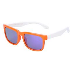 Mắt Kính Trẻ Em Chống Tia UV Puppy T1503_47_C3(TT) - Trắng Phối Cam