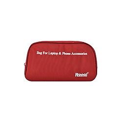 Túi Phụ Kiện Ronal TPK New - Đỏ