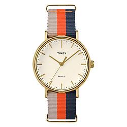 Đồng Hồ Nữ Dây Vải Timex Weekender Fairfield TW2P91600