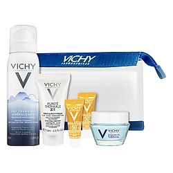 Bộ Sản Phẩm Dưỡng Ẩm Toàn Diện Vichy Aqualia Bag
