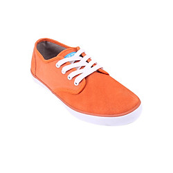 Giày Sneakers Nữ QuickFree Pan Leather W160203-002 - Cam