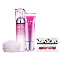 Bộ Sản Phẩm Shiseido Vẻ Đẹp Tinh Khôi Shiseido White Lucent - 95495G
