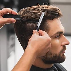 Salon Phi Design - Gói dịch vụ cơ bản dành cho nam (cắt tóc + cạo mặt + ráy tai)