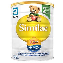 Sữa Bột Abbott Similac IQ2 HMO (900g)