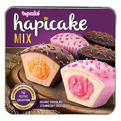 Bánh TOPCAKE Hapicake Mix (Hộp 375g)