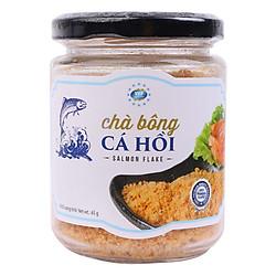 Chà Bông Cá Hồi Salmon Flake Việt EU (65g)