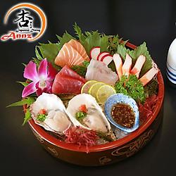 Buffet Tối Cao Cấp Sashimi, Sushi, Lẩu Và Tinh Hoa Món Nhật Tại Annz Japanese Dining