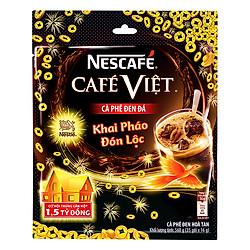 Cà Phê Đen Hòa Tan Nescafé Café Việt Phiên Bản Tết (35 Gói x 16g)