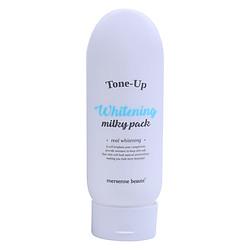 Kem Dưỡng Trắng Da Body Tone Up Whitening Milky Pack Mersenne Beaute (200ml)
