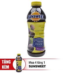 Nước Ép Mận 100% Nguyên Chất Sunsweet - Hỗ Trợ Trị Tiêu Hóa (946ml)