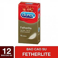 Bao Cao Su Durex Fetherlite 12S – 39183