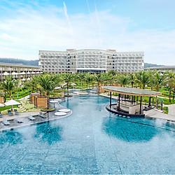 Khách Sạn Sol Beach House Phú Quốc 5* - Gói Phòng 2 Ngày 1 Đêm, Xe Đưa Đón SB + Buffet Sáng
