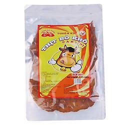 Thịt Bò Khô Tuyền Ký Vị Cà Ri Gói 200g