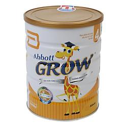 Sữa Bột Abbott Grow 4 DHA AW4M Dành Cho Trẻ 2 Tuổi Trở Lên (900g)