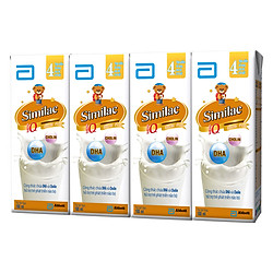 Lốc 4 Hộp Sữa Công Thức Pha Sẵn Abbott Similac Eye-Q4 (180ml / Hộp)
