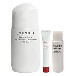 Bộ Sản Phẩm Shiseido Nguồn Năng Lượng Trẻ Trung - 95500G