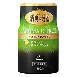 Chất Khử Mùi Thuốc Lá Kokubo Aroma Citrus (400ml)