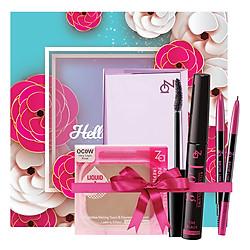 Hộp Quà Trang Điểm Lung Linh Xuống Phố Za Spring Makeup Box 95514E