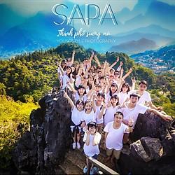 Tour HN - Sapa 3N2Đ, KS 3 Sao, Xe Fuso Limosine: Lao Chải - Tả Van - Cát Cát - Hàm Rồng, Khởi Hành Hàng Ngày