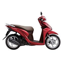 Xe Máy Honda Vision 2018 Phiên Bản Thời Trang - Đỏ Nâu - Tặng Nón Bảo Hiểm, Bảo Hiểm Xe Máy, Thảm Xe Máy