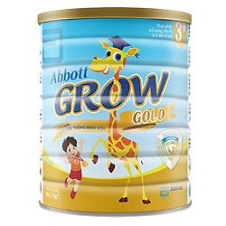 Sữa Bột Abbott Grow G-Power Vanilla GGL Dành Cho Trẻ Từ 3 - 6 Tuổi (1700g)