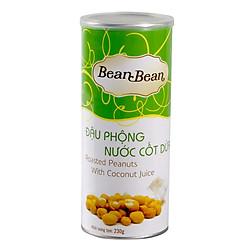 Hũ Đậu Phộng Nước Cốt Dừa Bean Bean (230g)