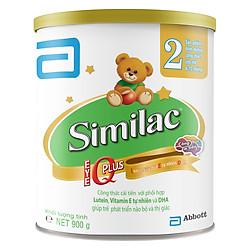 Sữa Bột Abbott Similac Eye-Q2 (900g)